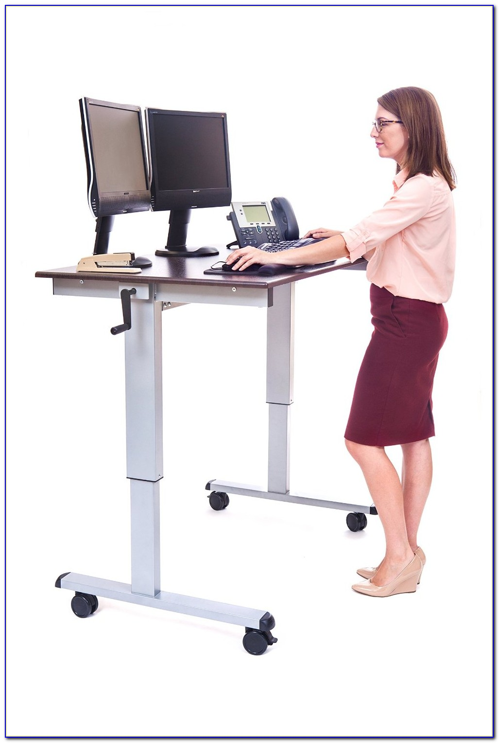 Computer Desks For Standing Up