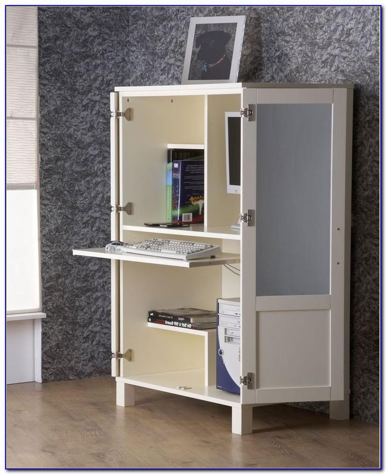 Computer Hideaway Desk Ikea