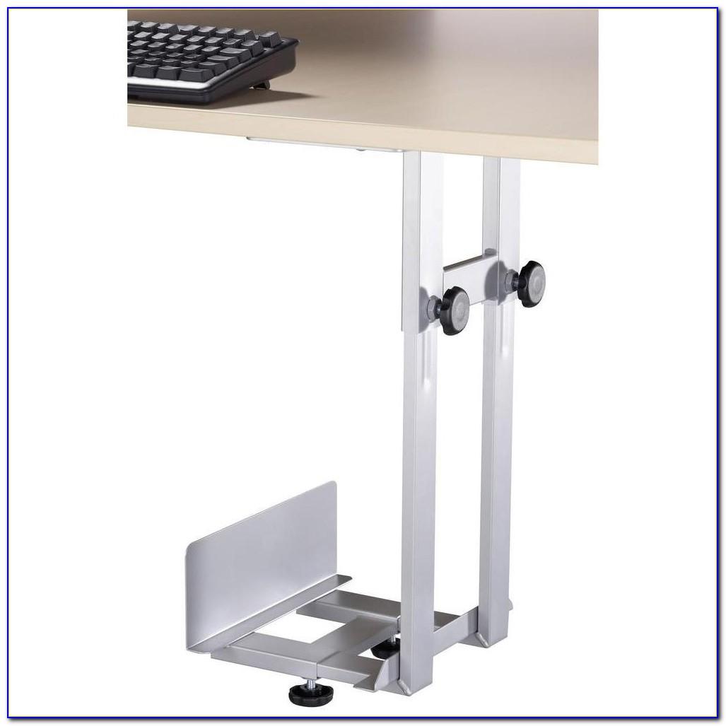 Computer Holder Under Desk