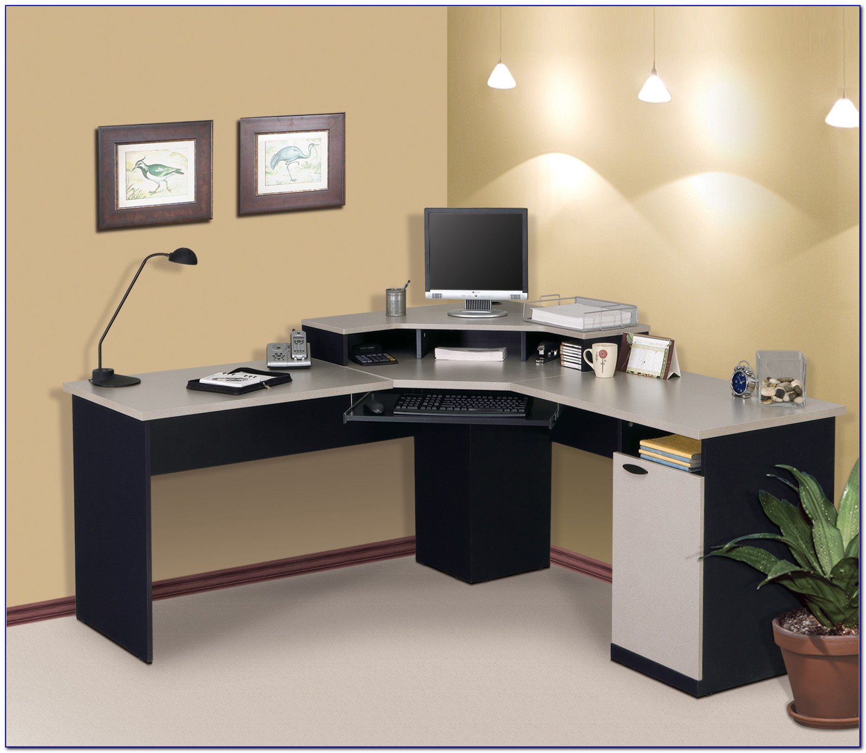 Computer Table Designs For Home India
