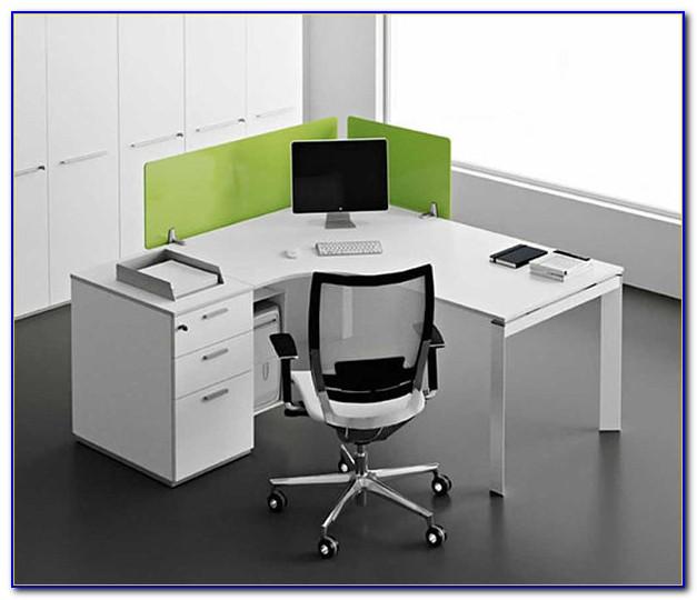Corner Desk Home Office White