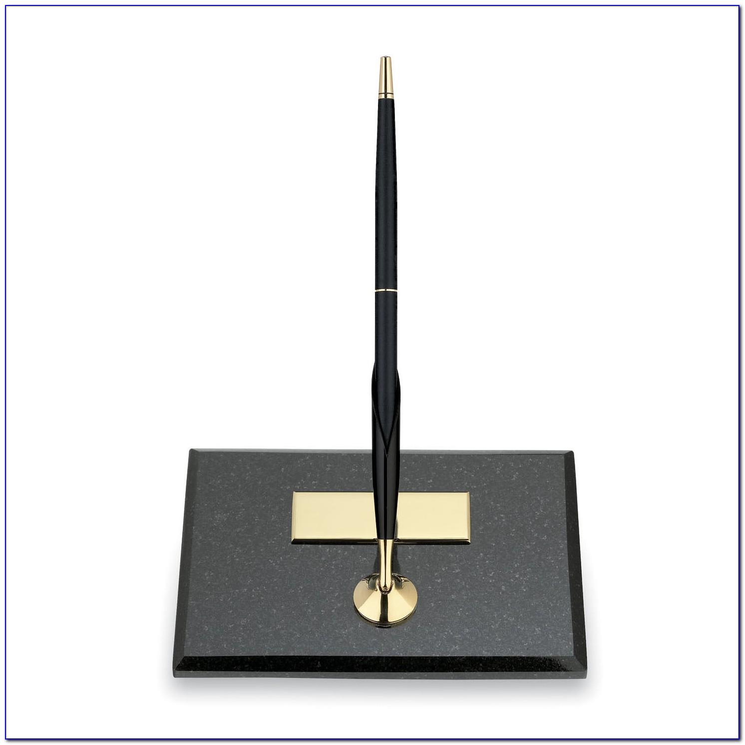 Cross Fountain Pen Desk Set