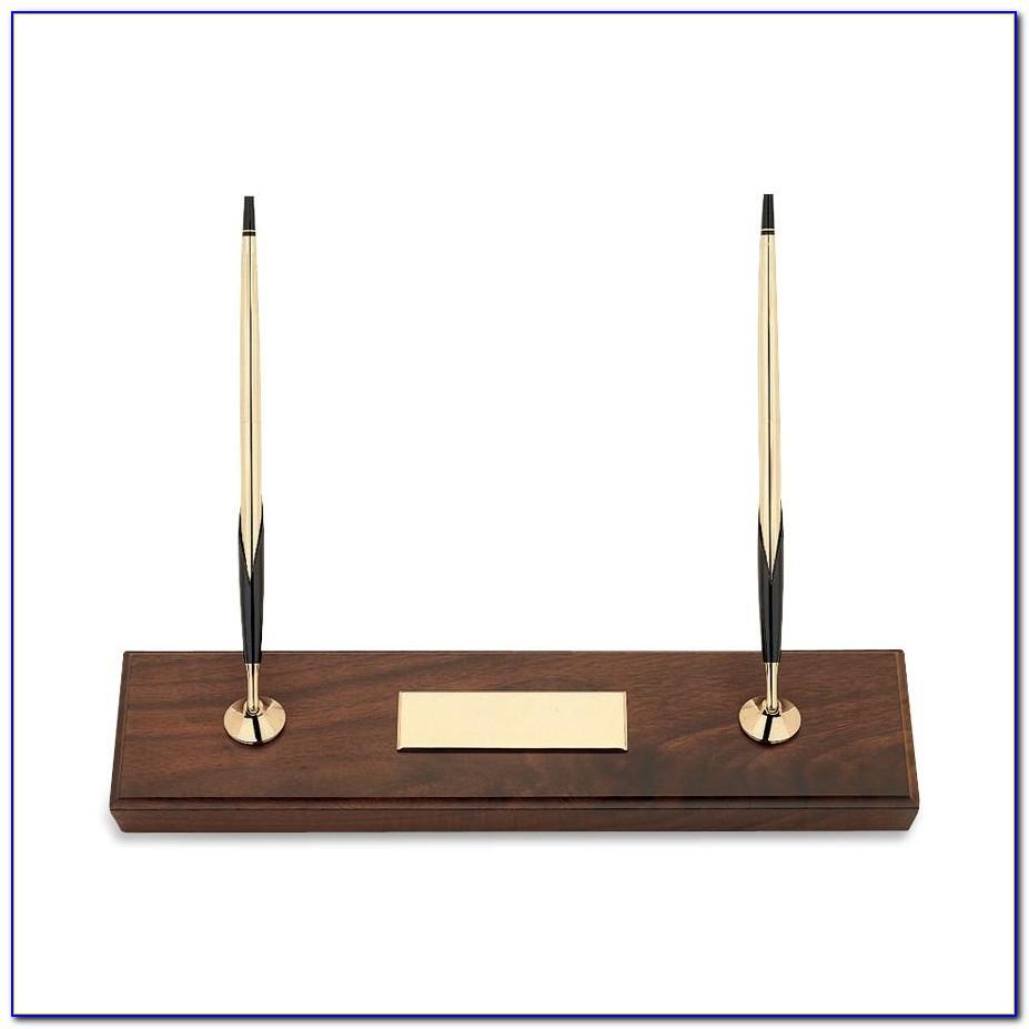 Cross Pen Desk Set