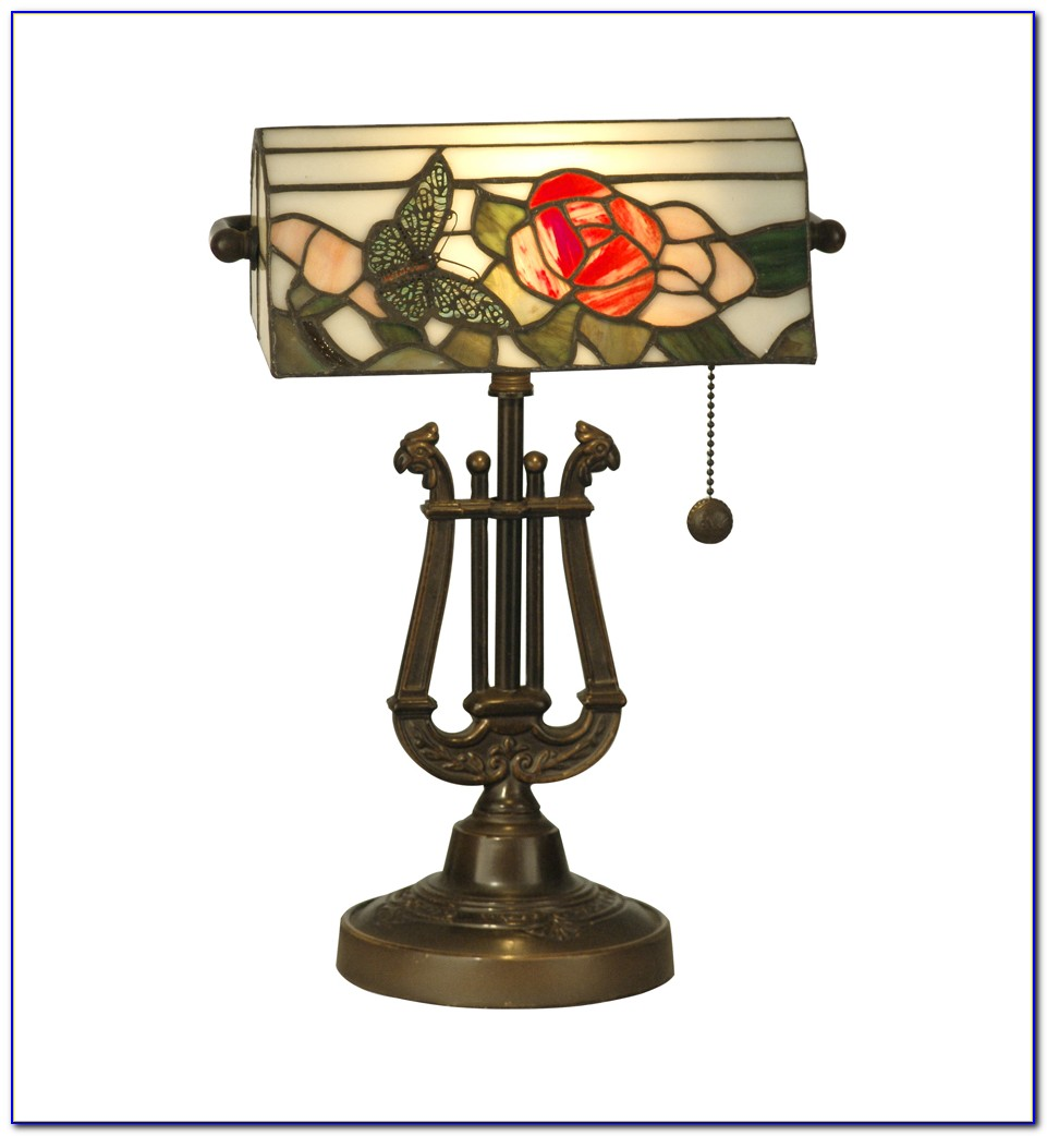 Dale Tiffany Table Lamps Antique Roadshow