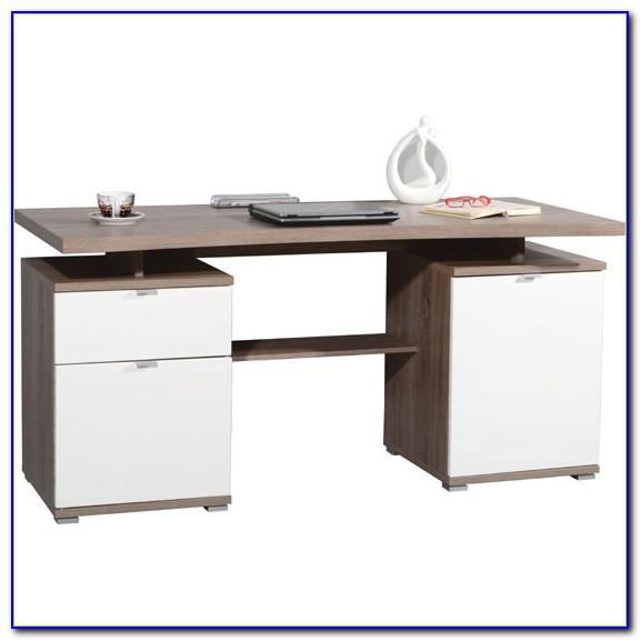 Dark Oak Roll Top Computer Desk
