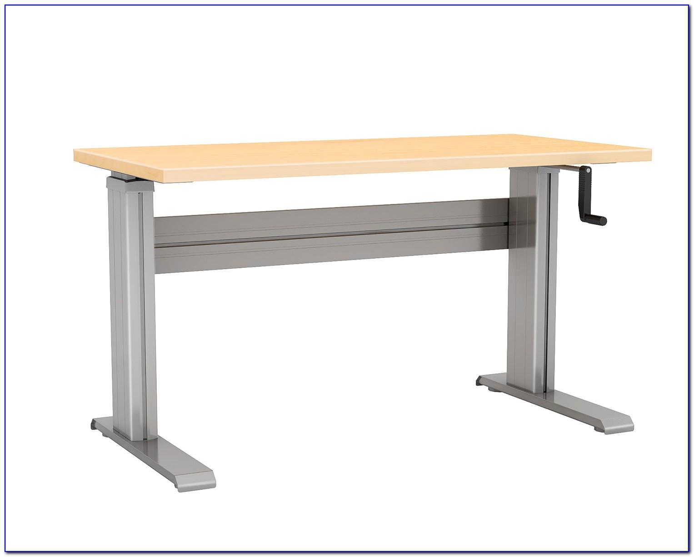 Desk Adjustable Height Diy