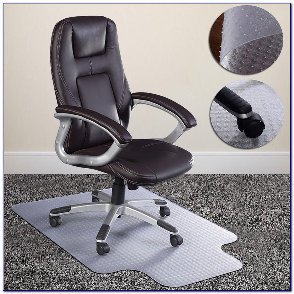 Desk Chair Mat Carpeted Floors
