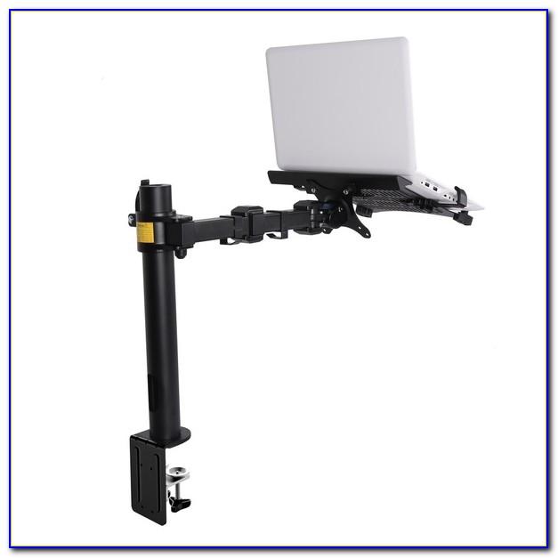 Desk Mount Laptop Stand
