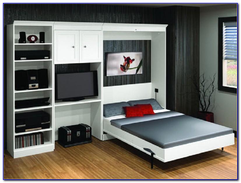Desk Murphy Bed Combo