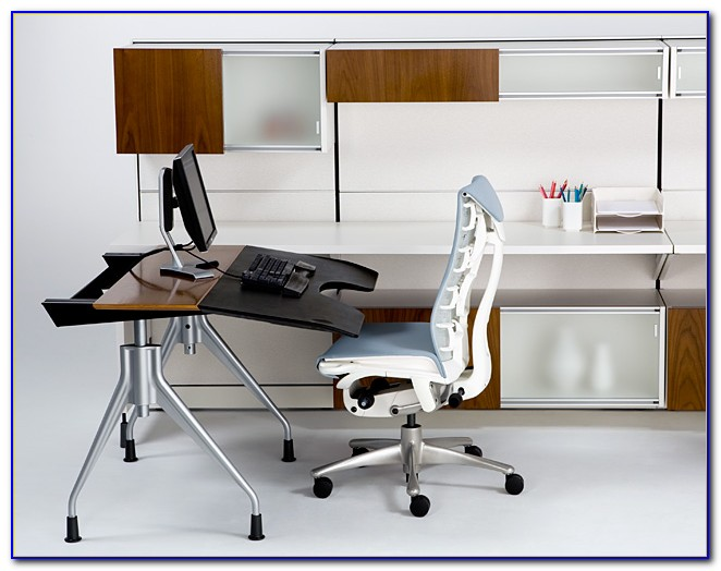 Envelop Desk Herman Miller