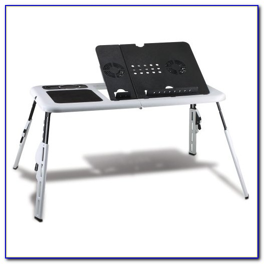 Ergonomic Laptop Desk Portable Workstation
