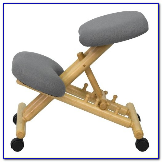 Ergonomic Office Chair Knees