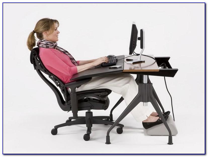 Ergonomic Office Desk Chair And Keyboard Height Calculator