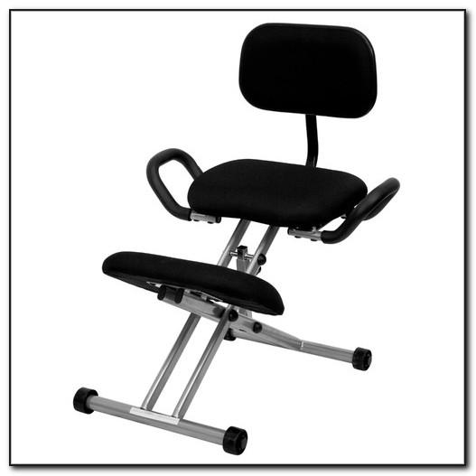 Ergonomic Office Kneeling Chair For Computer Comfort