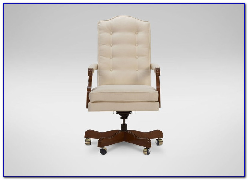 Ethan Allen Desk Chairs