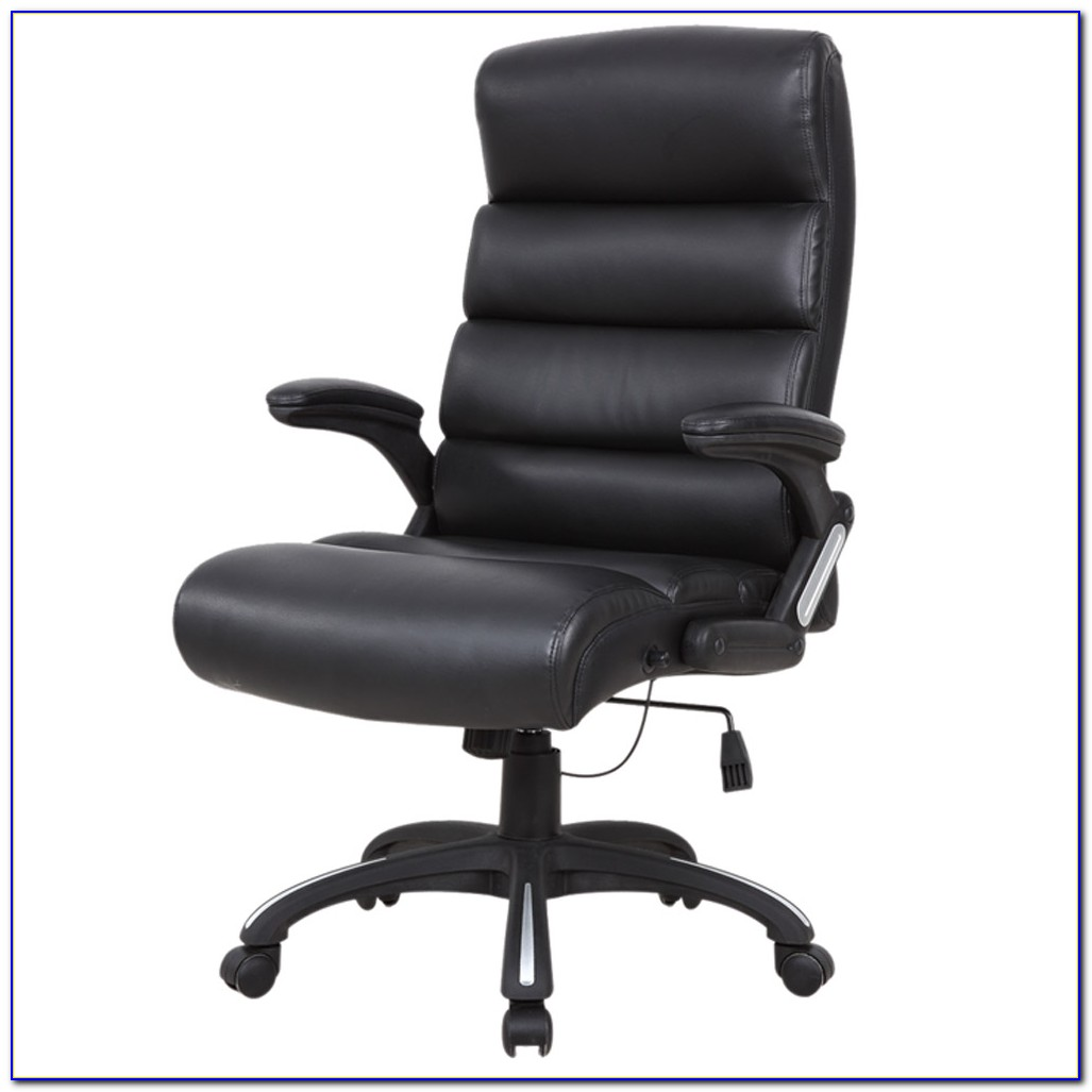 Fully Reclining Desk Chair