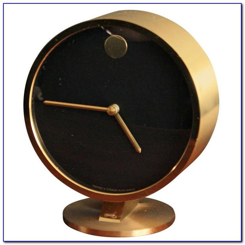 George Nelson Diamond Desk Clock