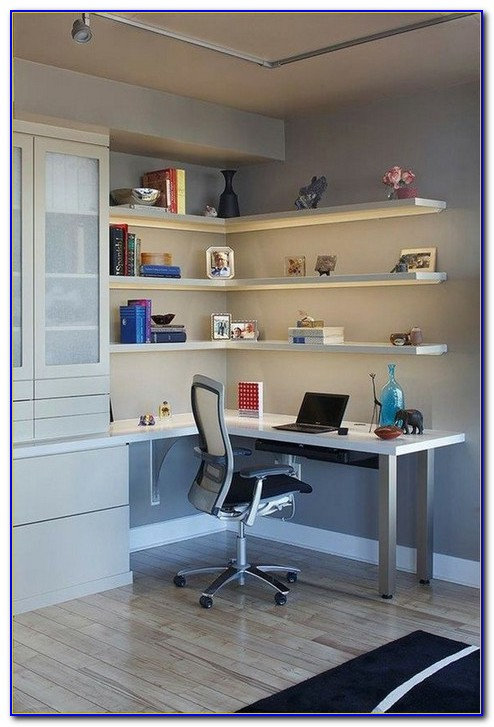 Glass Corner Desks Home Office