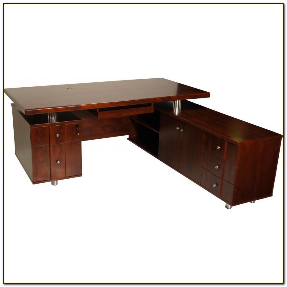 Glass Corner Office Desk Uk