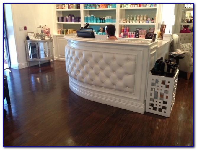 Hair Salon Reception Desk Jobs