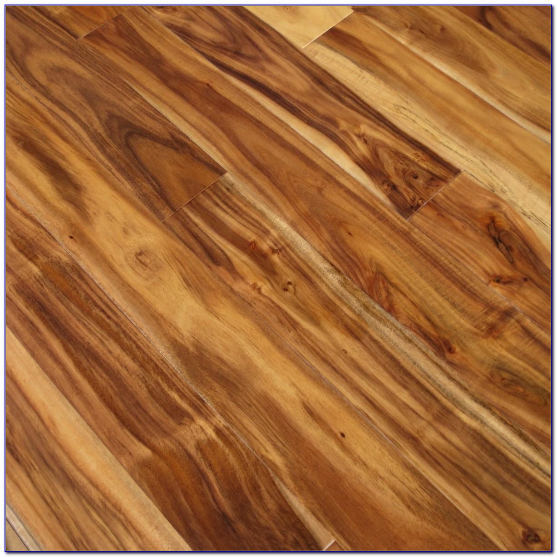 Hand Scraped Hardwood Flooring Care