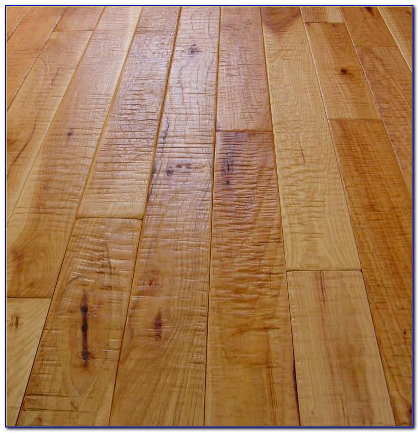 Hand Scraped Hardwood Flooring Pros And Cons