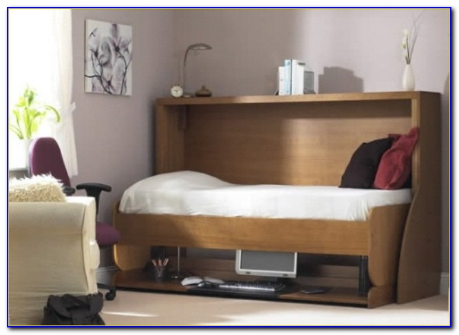 Hidden Bed Desk Australia