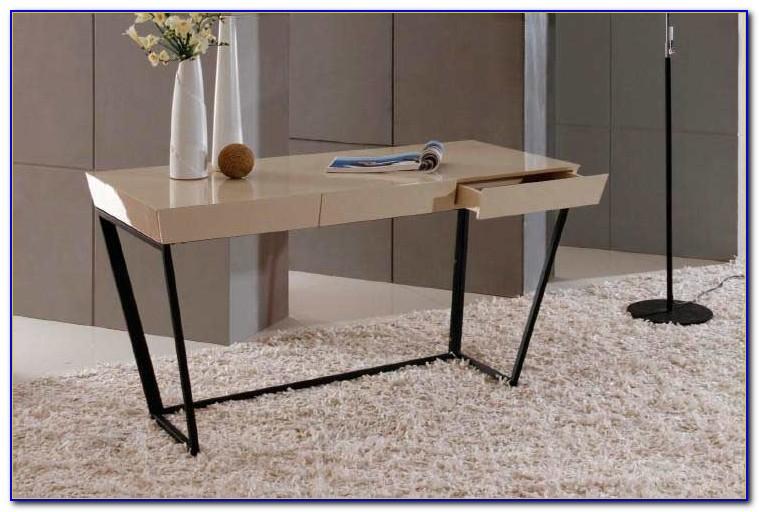High Gloss Home Office Desk