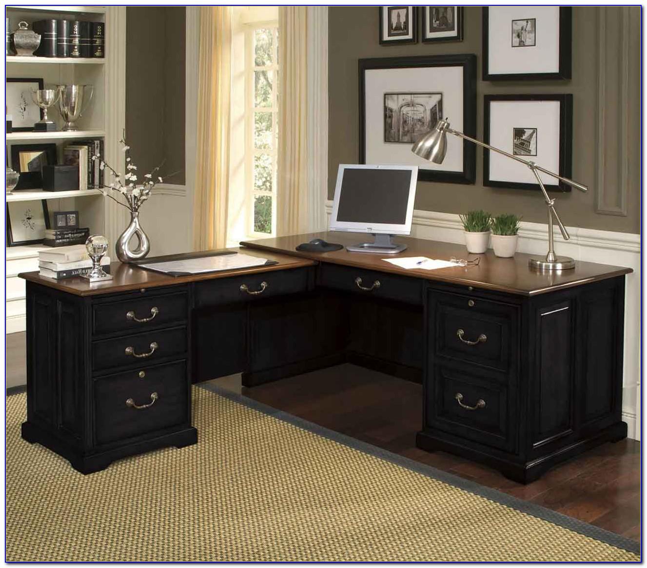 Home Office L Shaped Desks