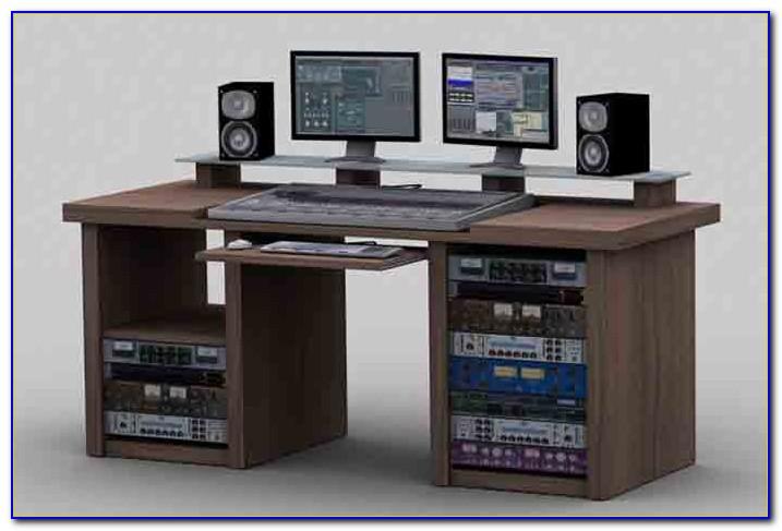 Home Studio Mixing Desk