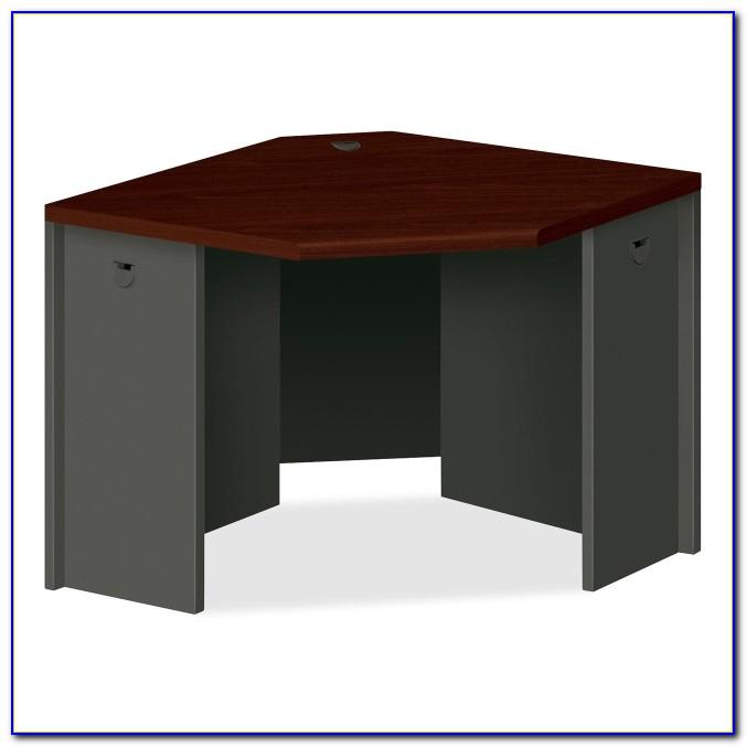 Hon 38000 Series Single Pedestal Desk