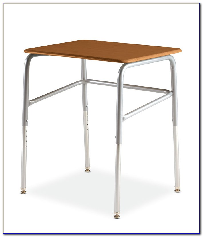 Hon Adjustable Height Desk
