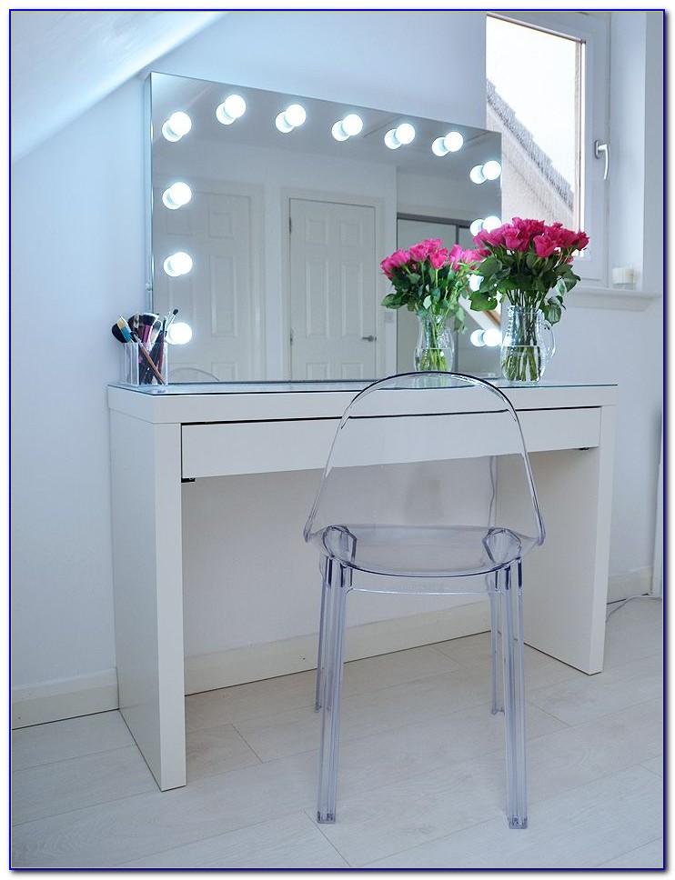 Ikea Diy Makeup Vanity