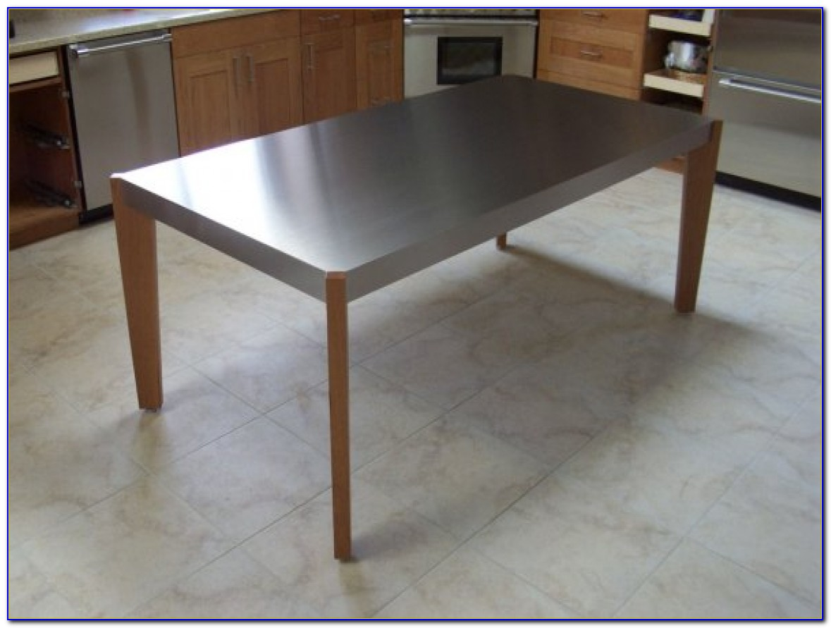 Ikea Stainless Steel Table Legs