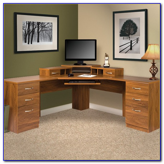 L Shaped Computer Desk For Home Office