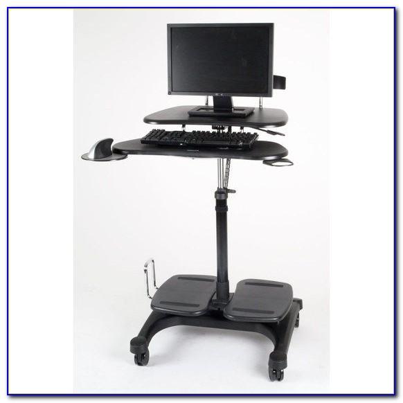 Laptop Desk Portable Workstation