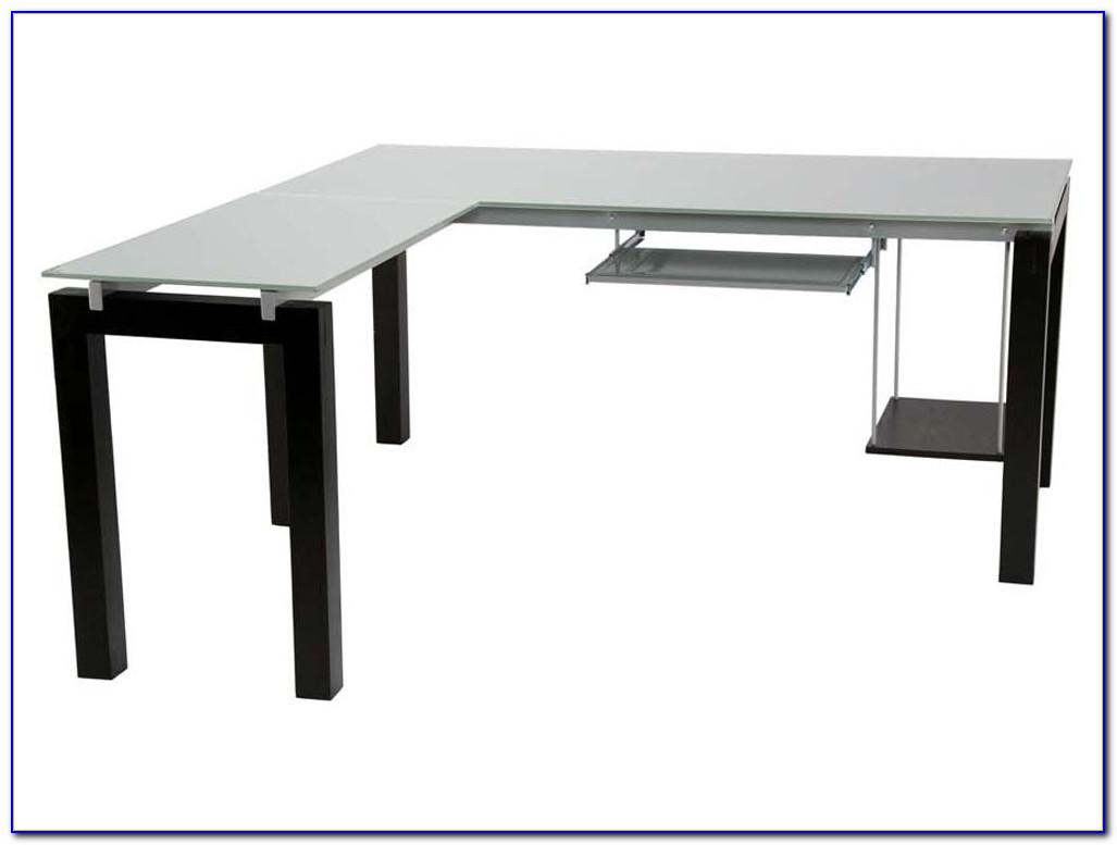 Laptop Desk With Keyboard Shelf