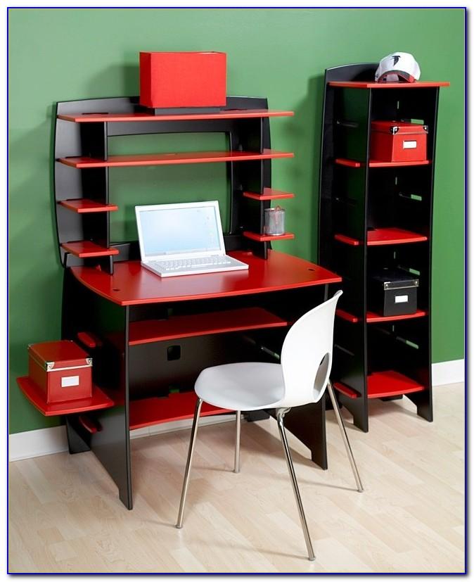 Legare 36 Inch Student Desk With Hutch