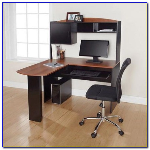 Lexa Home Office Corner Computer Desk