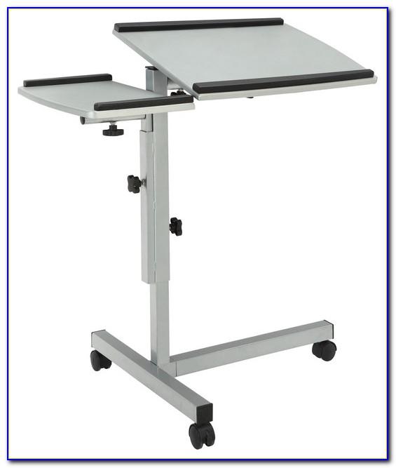 Mobile Standing Laptop Desk