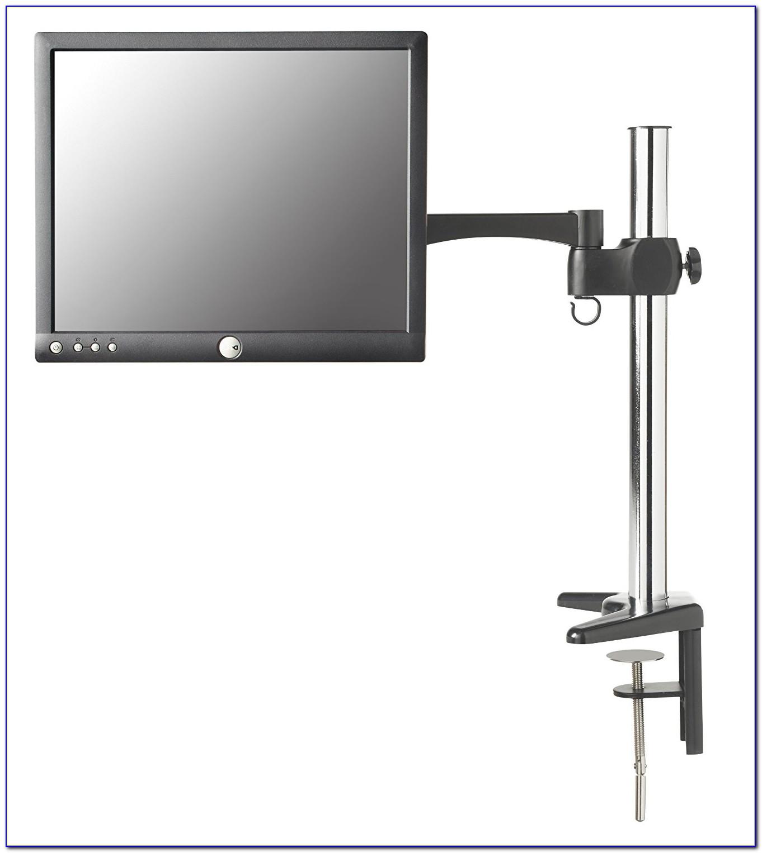Monoprice Dual Monitor Desk Mount Bracket