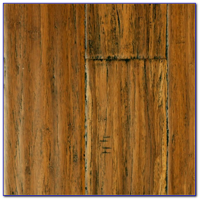 Morning Star Bamboo Flooring Care