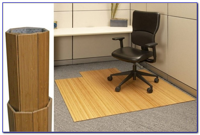 Office Chair Mat Carpet Protection Pvc