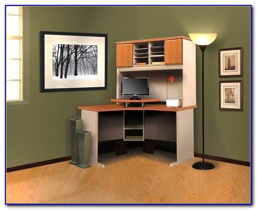 O'sullivan Computer Desk With Hutch