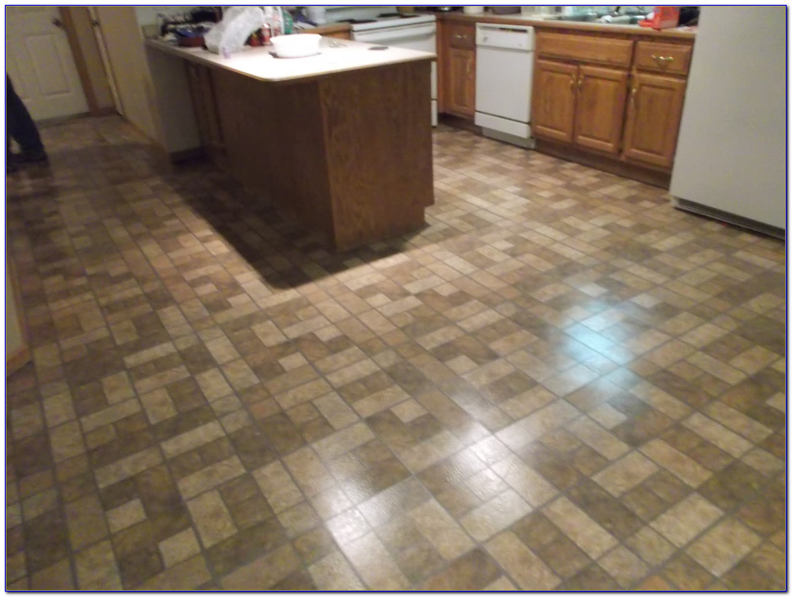 Peel And Stick Floor Tile Wood