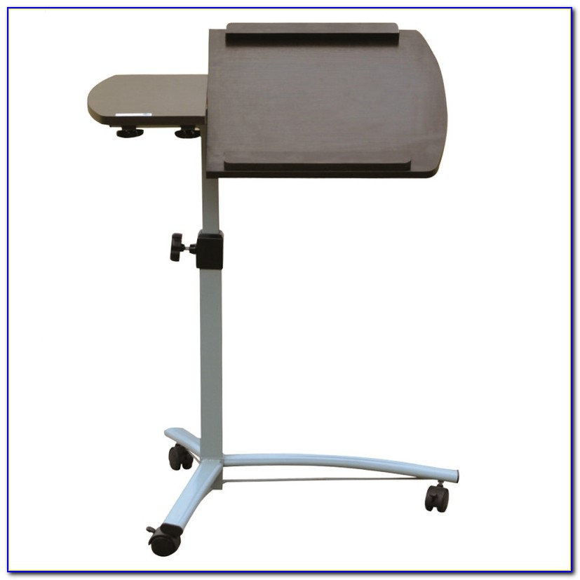 Portable Laptop Desk On Wheels