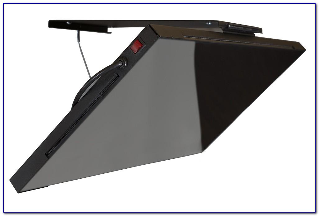 Qmark Radiant Under Desk Heater