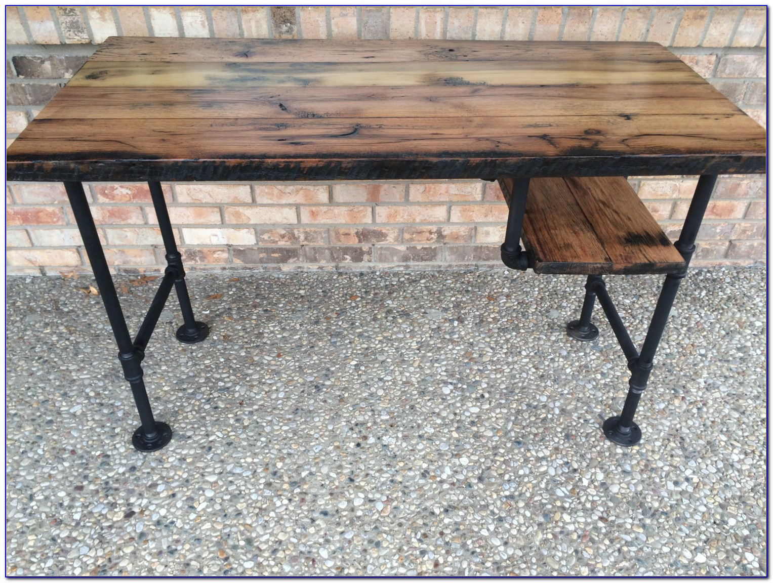 Reclaimed Barn Wood Table Wisconsin