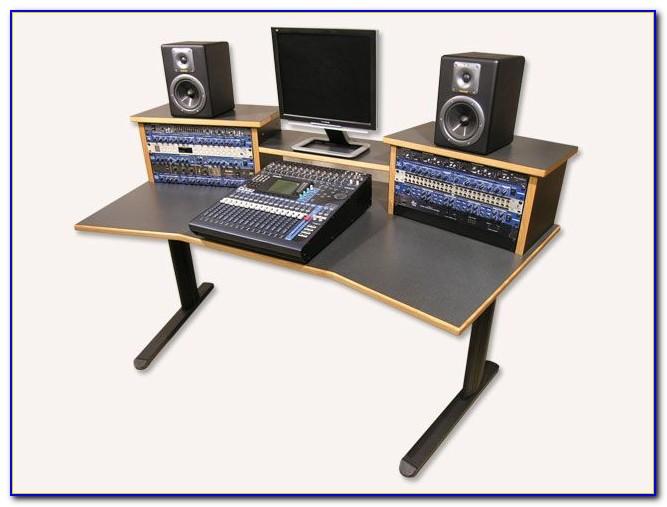 Recording Studio Mixer Desk