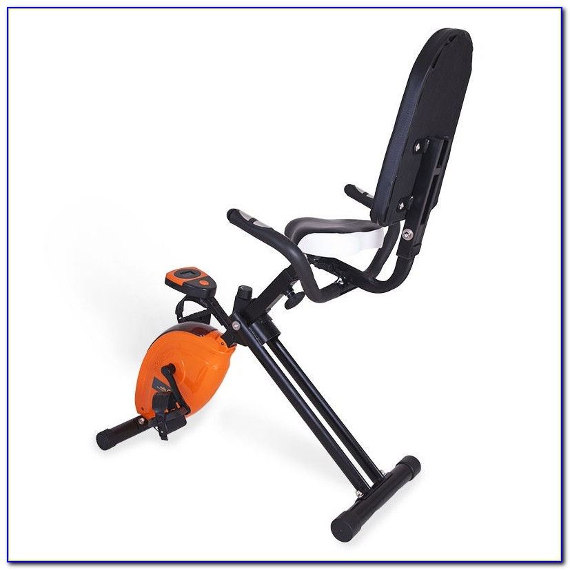 Recumbent Exercise Bike Computer Desk